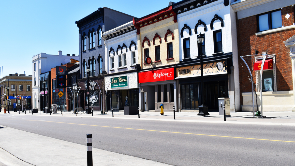 Small business in Waterloo, Ontario