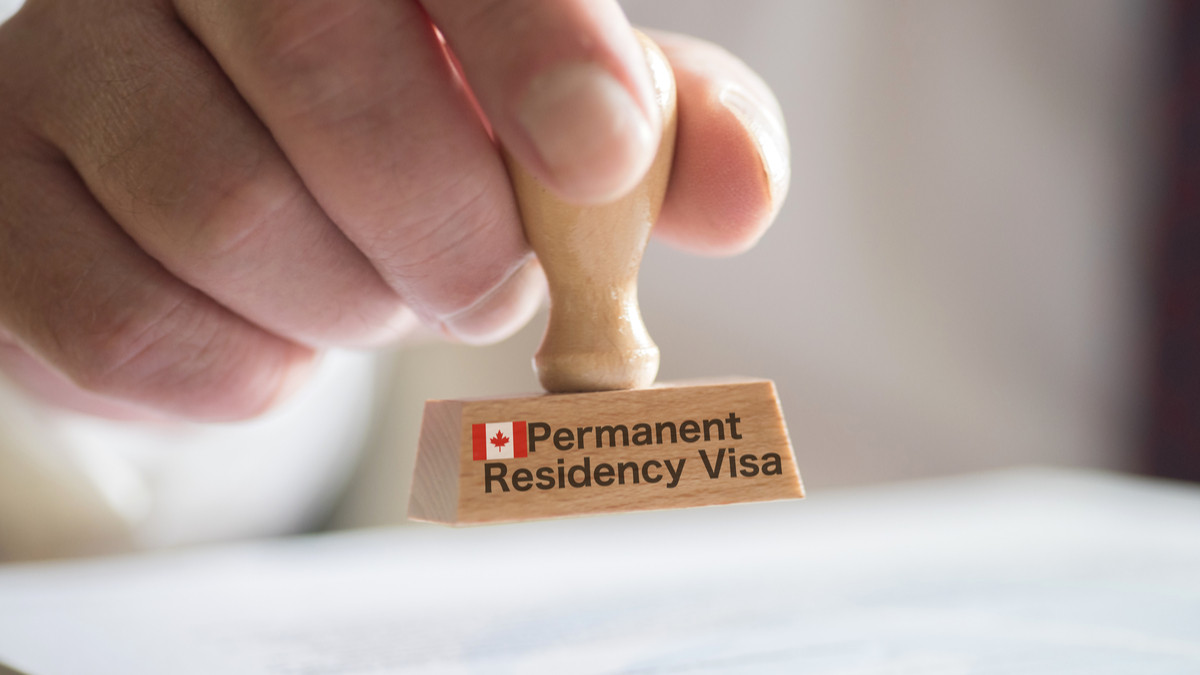 Permanent residence granted | Canadian immigration